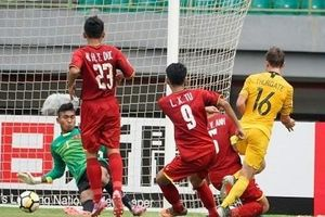Thua Australia, Việt Nam dừng bước ở giải U19 châu Á