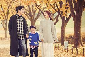 'Hạnh phúc trời ban' – bộ phim đậm tính nhân văn của Hàn Quốc