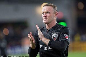 Rooney tung hoành ở Mỹ, giành suất play-off cho DC United