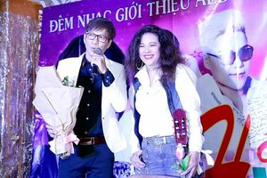 Nữ hoàng nhạc Pháp Thanh Hoa tái xuất trong đêm nhạc 'Hồi ký mẹ yêu'