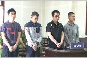 4 đối tượng Trung Quốc dùng thẻ giả trộm tiền ở cây ATM lĩnh án gần 20 năm tù