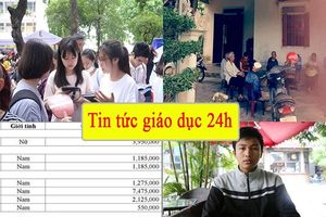 Tin tức giáo dục 24h: Hoảng hốt cảnh mẹ 'bắt cóc' con; 2.500 sinh viên Sài Gòn có nguy cơ bị cấm thi