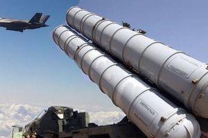 Syria khẳng định: S-300PMU2 tự soi thấy F-35I