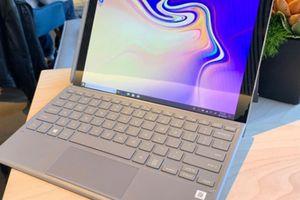Samsung 'trình làng' laptop Galaxy Book 2 dùng chip trâu