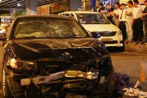 Lời kể nhân chứng vụ nữ tài xế xe BMW tông nhiều người thương vong