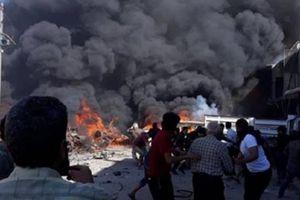 Syria: Nổ bom trong sào huyệt phiến quân, khủng bố chết la liệt