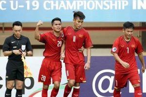 CLIP: Thua U19 Australia, U19 Việt Nam tan giấc mộng World Cup
