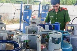 Doanh nghiệp bị đuổi đánh vì hỗ trợ tháo dỡ trạm sang chiết gas lậu