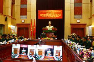 Bộ tư lệnh Bộ đội Biên phòng và Bộ tư lệnh Quân khu 2 ký kết quy chế phối hợp