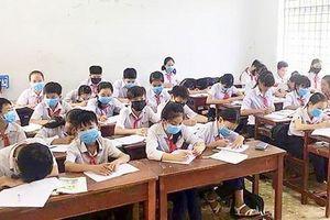 Vụ học sinh bịt khẩu trang ngồi học: Phạt doanh nghiệp xả thải 300 triệu đồng, buộc dừng hoạt động