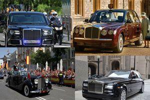 Dàn xe sang phục vụ các nguyên thủ thế giới có gì?