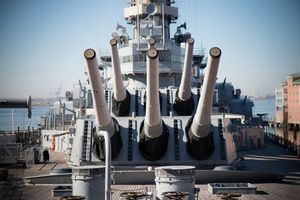 Ghé thăm thiết giáp hạm cuối cùng của Hải quân Mỹ