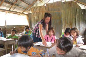 Kim chỉ nam cho giáo dục tiểu học ở Tây Nguyên