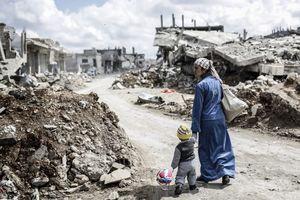 Trung Quốc sẽ là đối thủ cạnh tranh kinh tế với Nga ở Syria