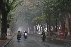 Dự báo thời tiết ngày 22/10: Miền Bắc nồm ẩm, mưa giông chiều tối