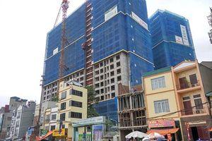 Nhiều sai phạm tại dự án Green Pearl 378 Minh Khai
