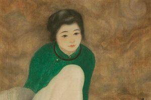 Tranh của cố họa sĩ Nam Sơn lên sàn đấu giá tại Pháp