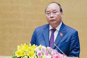 Thủ tướng: 'Kết quả nổi bật là tăng trưởng GDP'