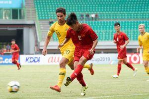 Thua trận thứ 2, Việt Nam chia tay sớm giải U.19 châu Á 2018