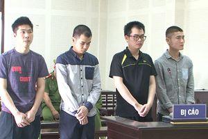 4 người Trung Quốc dùng thẻ giả rút trộm tiền ATM lĩnh án tù