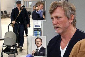 'Sốc' với ngoại hình 'điệp viên 007' già như ông cụ