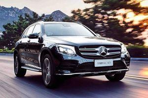 Mercedes-Benz GLC có thêm phiên bản trục cơ sở kéo dài