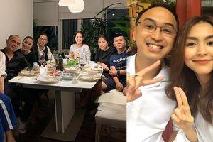 Louis Nguyễn và Hà Tăng tình tứ trong sinh nhật con gái Phạm Anh Khoa