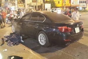BMW 5 - Series gây tai nạn liên hoàn làm chết người tại ngã tư Hàng Xanh