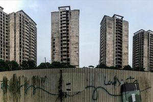 Dự án ký túc xá hiện đại nhất Thủ đô 1.900 tỷ ra sao sau 9 năm xây dựng?