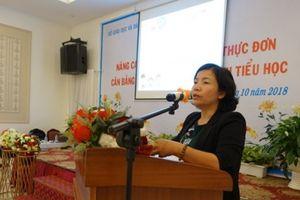 Gia Lai: Nâng cao năng lực xây dựng thực đơn cho cán bộ bán trú