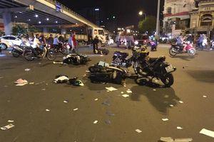 TP.HCM: Vụ xe BMW gây tai nạn liên hoàn hiện còn 2 nạn nhân trong tình trạng nặng