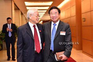 Dự kiến bầu Tổng bí thư Nguyễn Phú Trọng giữ chức Chủ tịch nước