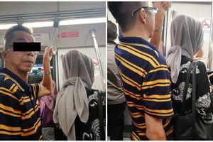 Người phụ nữ chia sẻ hình ảnh kẻ biến thái trên xe buýt nhưng nạn nhân mới là người bị ném đá vì lý do này