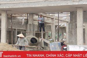 Tết này, Cẩm Xuyên có thêm trung tâm thương mại gần 40 tỷ đồng