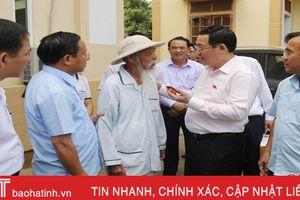 Đại biểu Quốc hội Hà Tĩnh mang tâm nguyện của cử tri đến Kỳ họp thứ 6