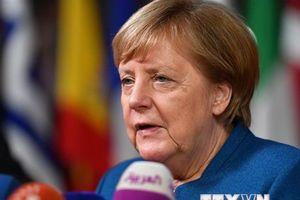 Thủ tướng Đức Merkel tuyên bố ngừng xuất khẩu vũ khí sang Saudi Arabia
