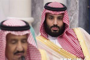 Thái tử Saudi Arabia trao đổi qua điện thoại với con nhà báo Khashoggi