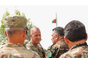 Tướng Mỹ Jeffrey Smiley bị thương trong vụ tấn công ở Afghanistan