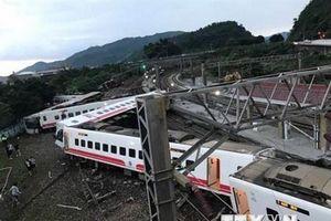 Chính quyền Đài Loan yêu cầu nhanh chóng điều tra vụ tai nạn đường sắt