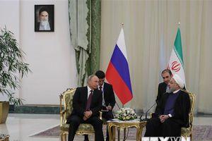 Iran khẳng định Liên bang Nga là một 'đối tác chiến lược'