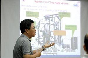 Việt Nam tiếp nhận vị trí Chủ tịch Ủy ban Vệ tinh quan sát Trái đất