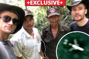 'Suýt chết' vì hành trình tìm xác MH370 trong rừng sâu Campuchia