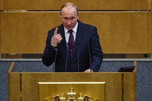 Tổng thống Putin ký sắc lệnh cho phép Nga trừng phạt Ukraine