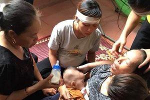 Cô giáo tử vong do va chạm xe hiệu trưởng: Mẹ già ngất xỉu, con 8 tháng tuổi tìm hơi sữa
