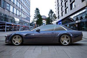 Cận cảnh siêu xe Ferrari 412 vừa được 'tái sinh'