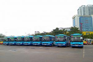 Lộ trình tuyến buýt kết nối sân bay Nội Bài vừa khai trương