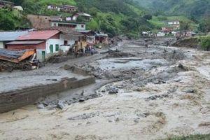 Lở bùn tại Colombia làm 9 người thiệt mạng