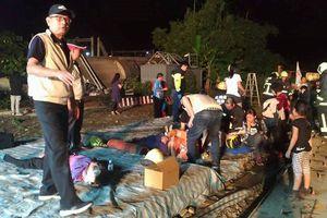 Lời kể của các nhân chứng vụ tai nạn đường sắt Đài Loan