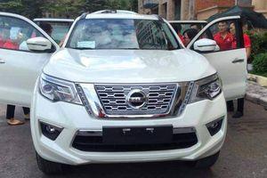 Nissan Terra sắp ra mắt, giá dự kiến từ 986 triệu đồng
