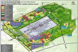 Công tác giải phóng mặt bằng sân bay Long Thành đã chậm hơn so với yêu cầu